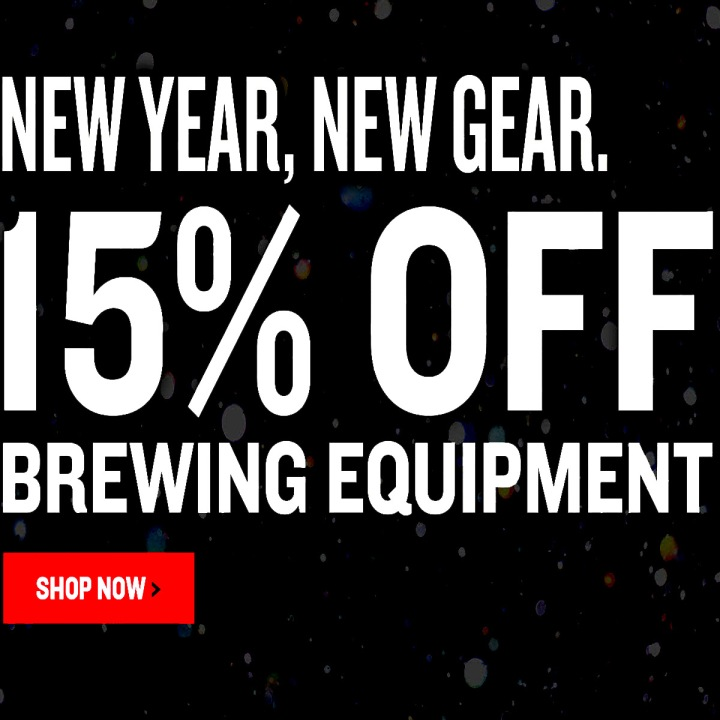 NorthernBrewer.com Promo Code Save 15% On Homebrewing Equipment