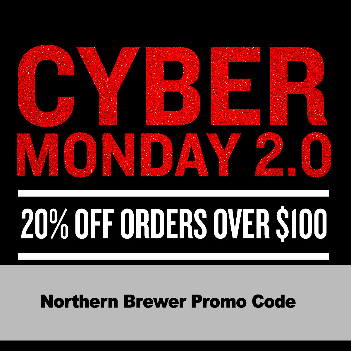 NorthernBrewer.com Cyber Monday 2 Promo Code