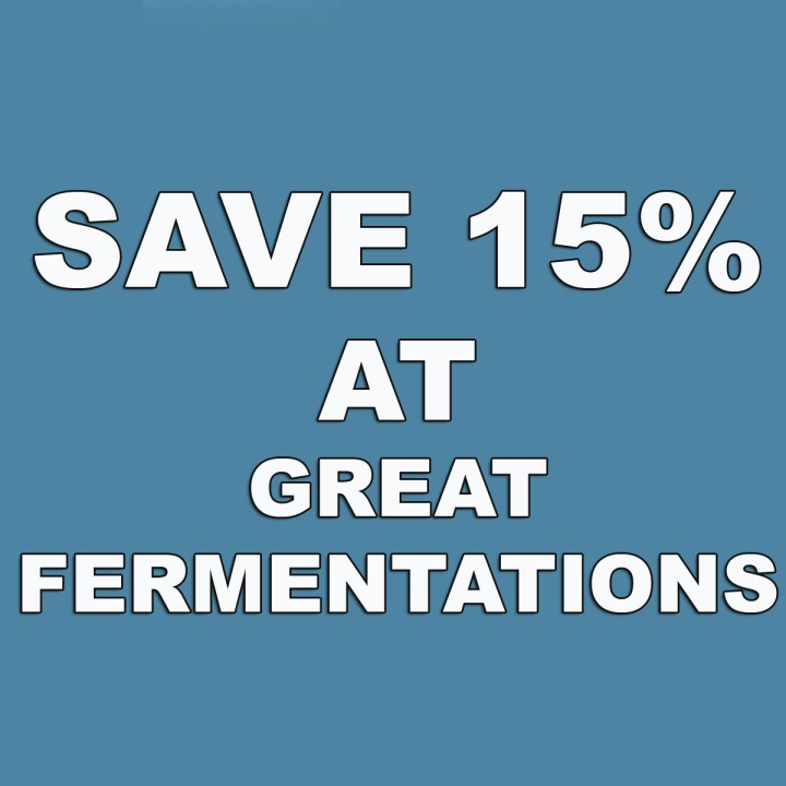 Great Fermentations Promo Code