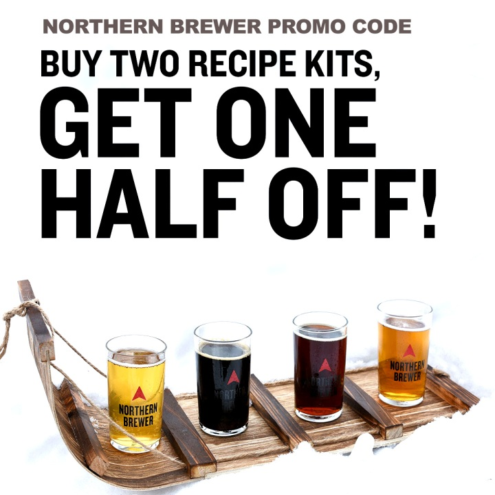 NorthernBrewer.com Promo Code 2019 Beer Kits