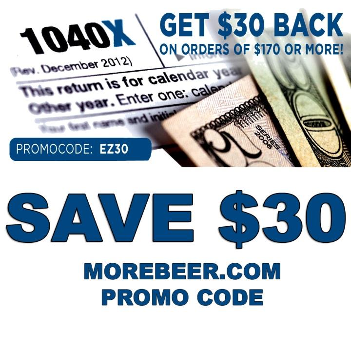 MoreBeer.com New Promo Codes