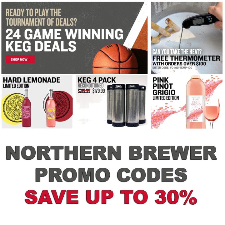 Save 30% At Northern Brewer with this NorthernBrewer.com promo code