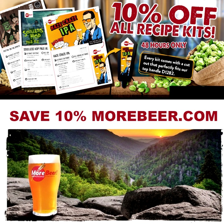 Save 10% On Home Brewing Beer Kits With This NorthernBrewer.com Promo Code