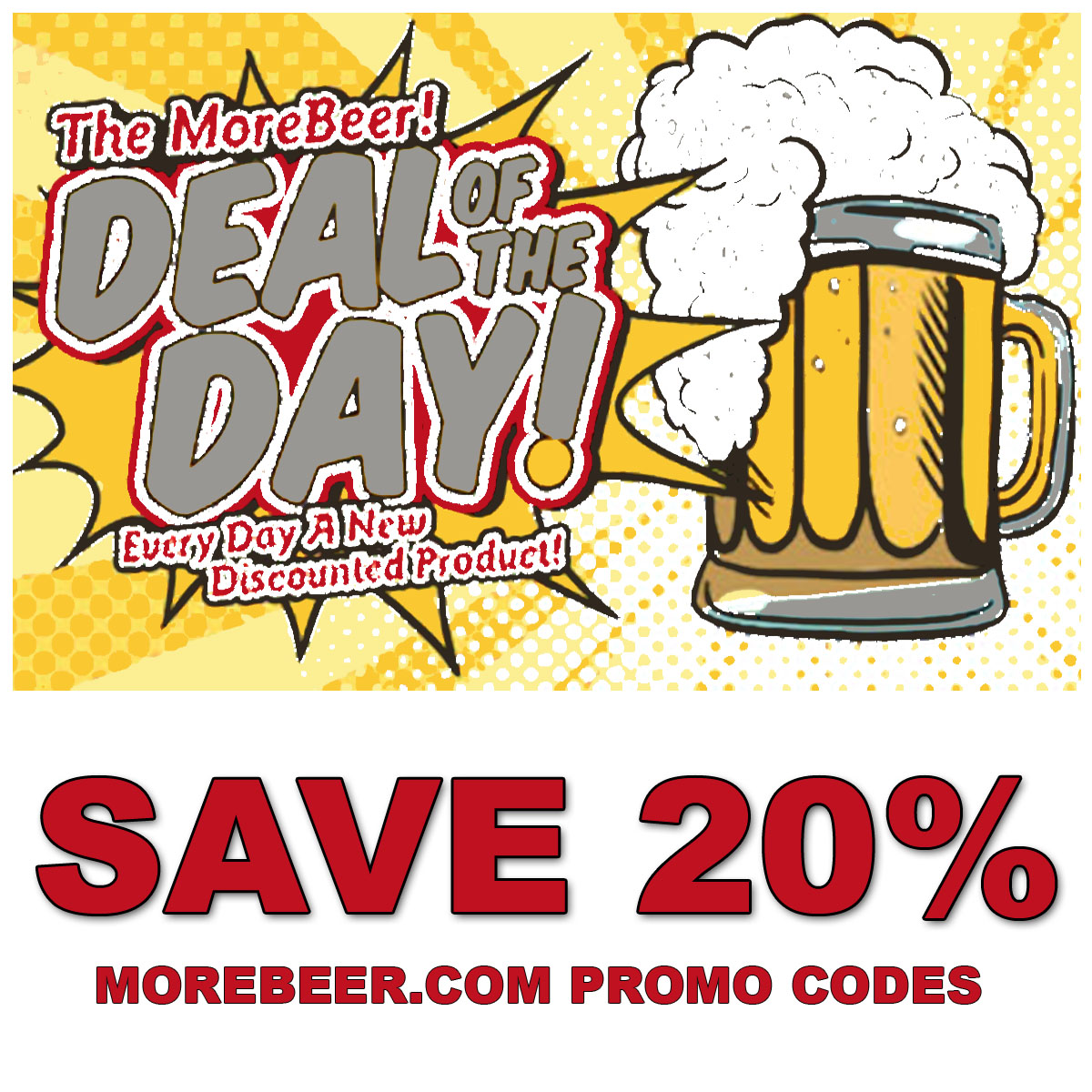 more beer coupon
