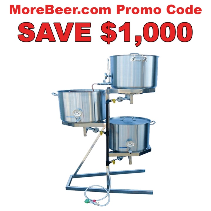 Take $1,000 Of A Brew Sculpture With This More Beer Promo Code