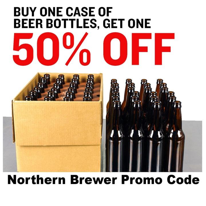 Northern Brewer Beer Bottle Promo Code