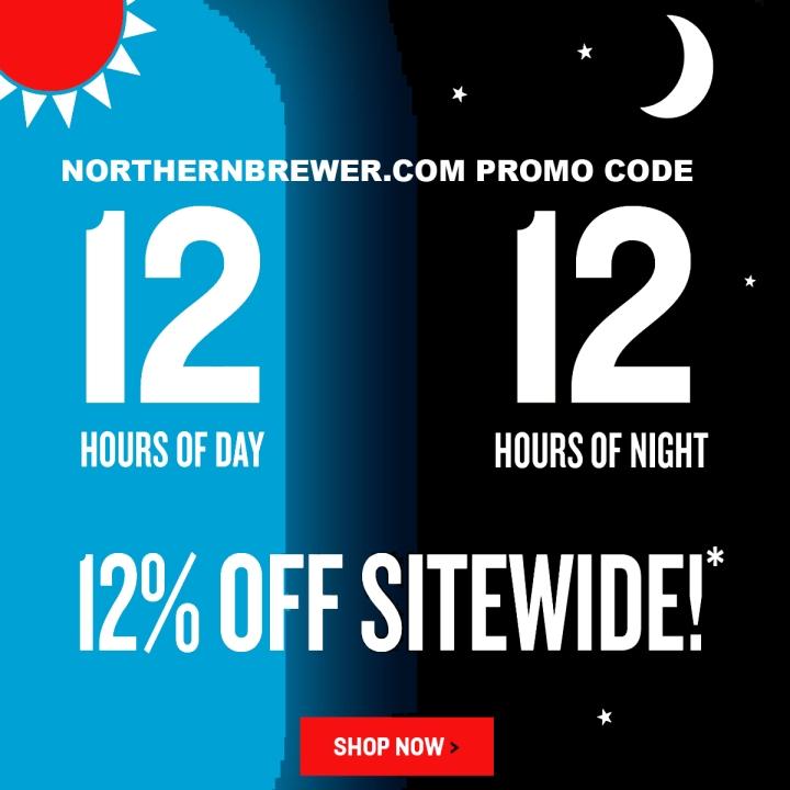 NorthernBrewer.com Promo Code