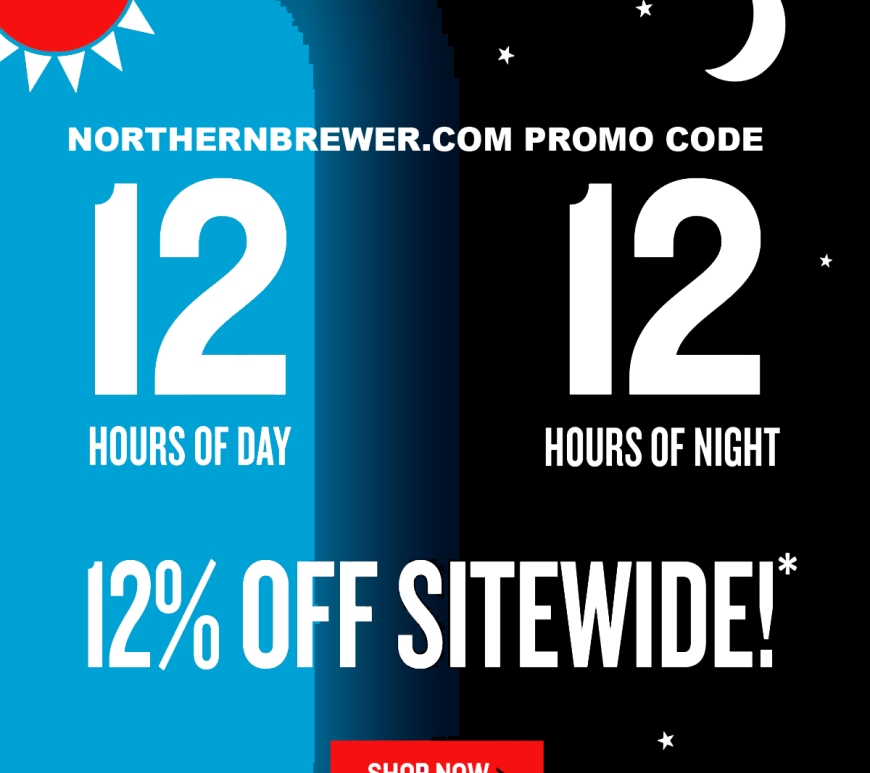 NorthernBrewer.com Promo Code