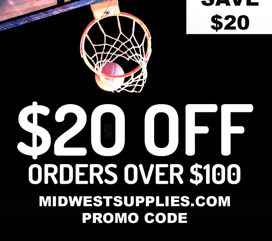 Save $20 On Your Midwest Supplies Order With This MidwestSupplies.com Promo Code