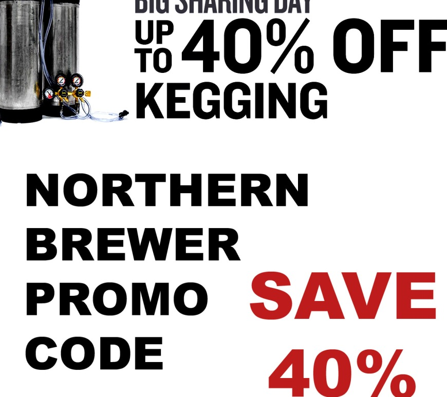NorthernBrewer.com May 2019 Promo Code - Save Up To 40%