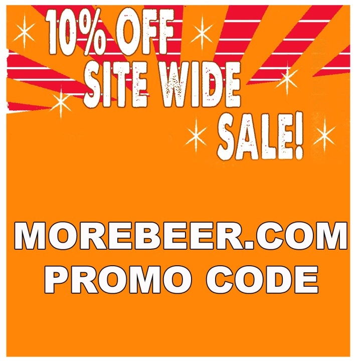 Save 10% Site Wide with this Morebeer.com Promo Code