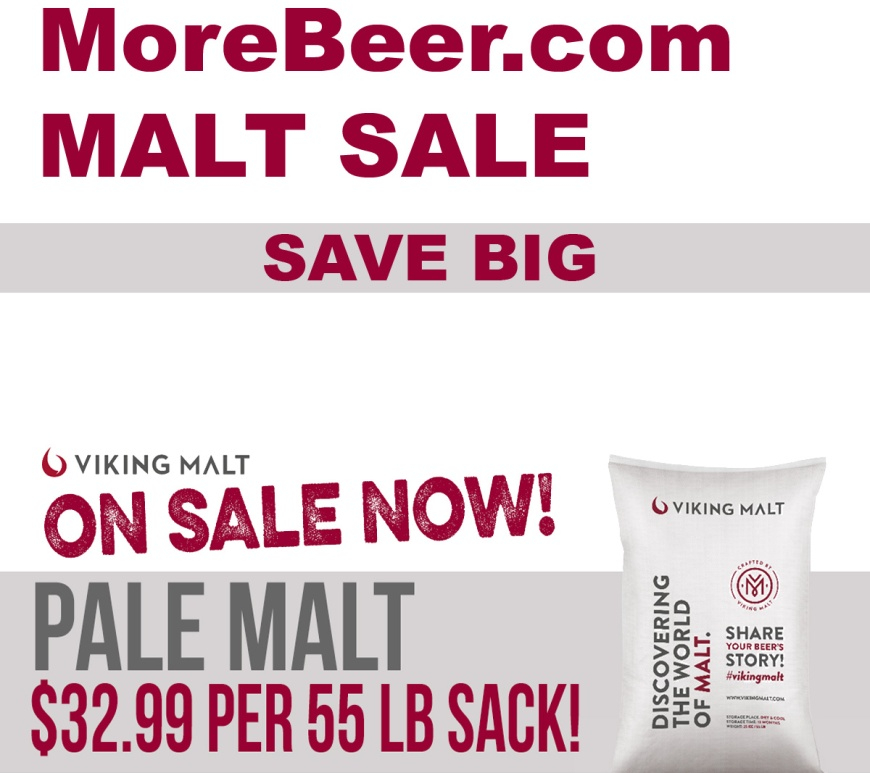 More Beer Promo Codes for October 2019 Save on Viking Malts