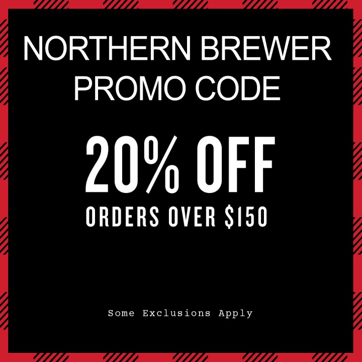 20% Off Promo Code for NorthernBrewer.com